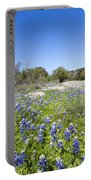 Signs Of Spring In Texas Portable Battery Charger
