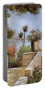 Silenzio Portable Battery Charger by Guido Borelli
