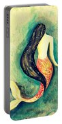 Silk Mermaid Portable Battery Charger