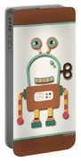 Silly Wind-up Toy Portable Battery Charger