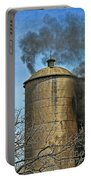 Silo Fire Venting Portable Battery Charger