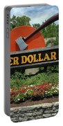Silver Dollar City Sign Portable Battery Charger