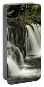 Silver Falls State Park Portable Battery Charger