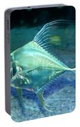 Silver Fish Portable Battery Charger