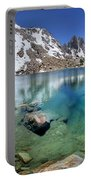 Silver Pass Tarn - Johm Muir Trail Portable Battery Charger