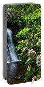 Silver Run Falls Mountain Laurel Portable Battery Charger