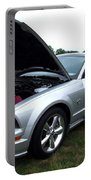 Silver Stang Portable Battery Charger