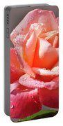Silver Wedding Portable Battery Charger