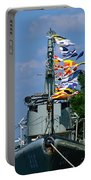 Silversides Flags Portable Battery Charger