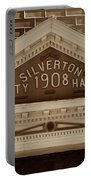 Silverton City Hall 1908 Portable Battery Charger