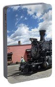 Silverton Durango Steam Train - Silverton Colorado Portable Battery Charger