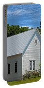 Simple Country Church Portable Battery Charger