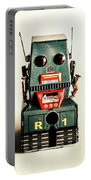 Simple Robot From 1960 Portable Battery Charger