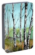 Simply Birches Portable Battery Charger