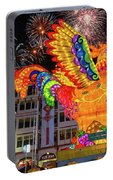 Singapore Chinatown 2017 Lunar New Year Fireworks Portable Battery Charger