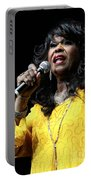 Singer Shirley Alston Reeves  Portable Battery Charger