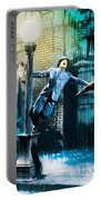 Singin' In The Rain Portable Battery Charger