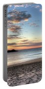 Singing Beach Manchester Ma Sunrise Island Portable Battery Charger
