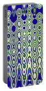 Single High Rise Abstract Phoenix Portable Battery Charger