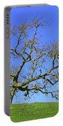 Single Oak Tree Portable Battery Charger