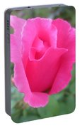 Single Rose Portable Battery Charger