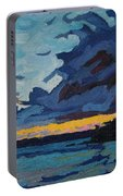 Singleton Sunset Stratocumulus Portable Battery Charger
