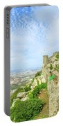 Sintra Castle Aerial Portable Battery Charger