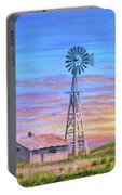 Sioux County Sunrise Portable Battery Charger