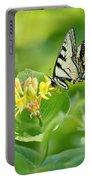 Sipping Swallowtail Portable Battery Charger