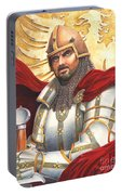 Sir Gawain Portable Battery Charger