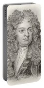 Sir John Vanbrugh, 1664 To 1726 Portable Battery Charger
