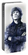 Sir Mick Jagger Portable Battery Charger