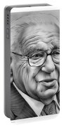 Sir Nicholas Winton Portable Battery Charger