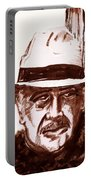 Sir Sean Connery Portable Battery Charger