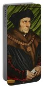 Sir Thomas More Portable Battery Charger