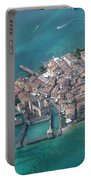 Sirmione's Castle Portable Battery Charger