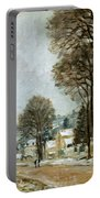 Sisley: Louveciennes, C1874 Portable Battery Charger