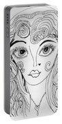 Sisterhood Of The Doodling Pens 4 Portable Battery Charger
