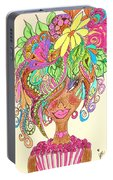 Sisterhood Of The Doodling Pens 7 Portable Battery Charger