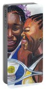 Sisters Williams Portable Battery Charger