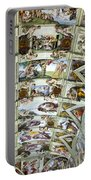 Sistine Chapel Portable Battery Charger