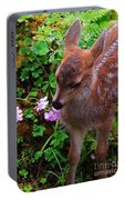 Sitka Black-tailed Fawn Portable Battery Charger
