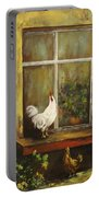 Sittin Chickens Portable Battery Charger
