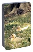 Sitting Ducks Portable Battery Charger