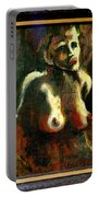 Sitting Nude Portable Battery Charger
