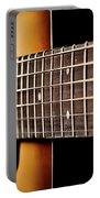 Six String Guitar Portable Battery Charger