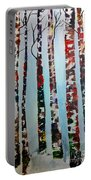 Six Tall Trees Portable Battery Charger