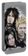 Sixx A.m. Portable Battery Charger