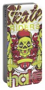 Skate Riders Portable Battery Charger
