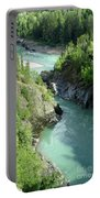 Bulkley River Canyon Portable Battery Charger
